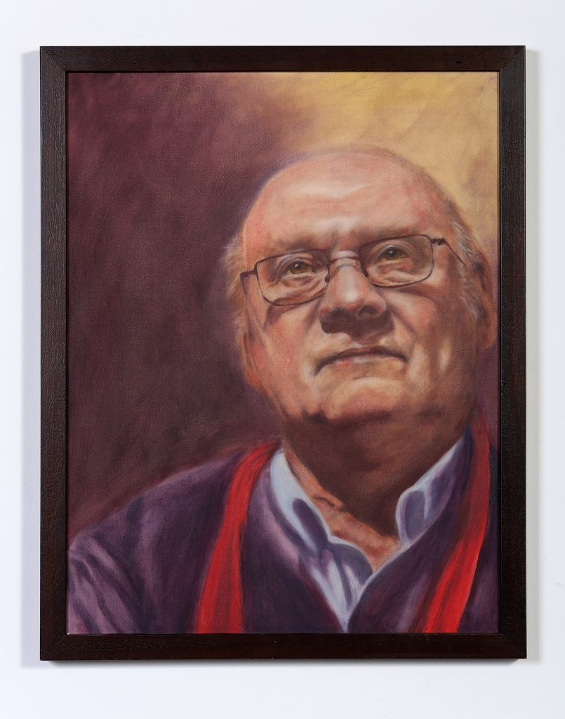 Oil Painting - Portrait - Man - Orlaith Cullinane