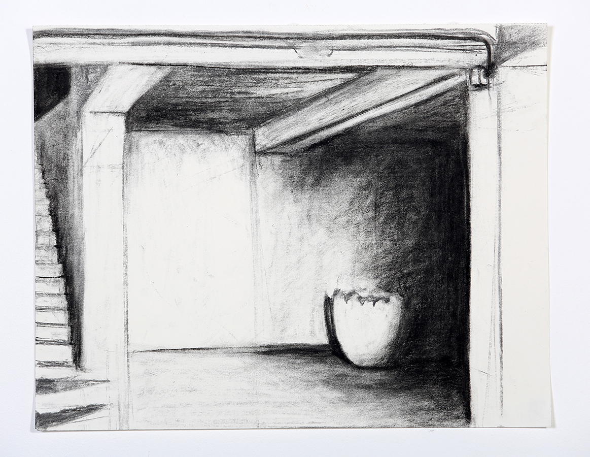 drawing empty room