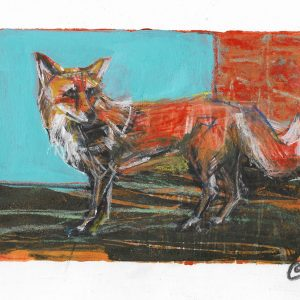 Original-Irish-Art-animal-Orlaith-Cullinane-fox