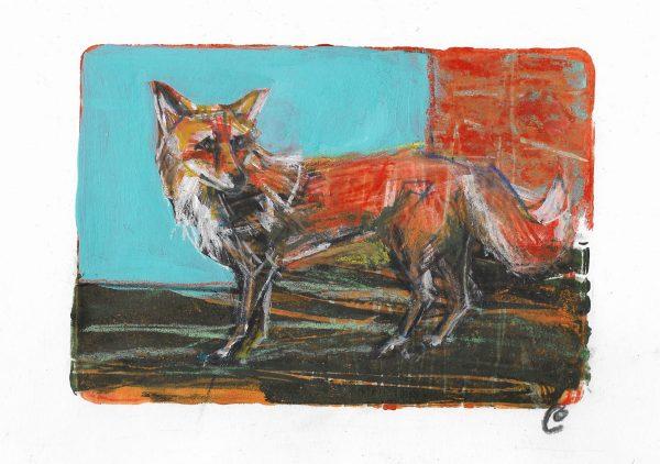 Original-Irish-Art-animal-Orlaith-Cullinane-fox